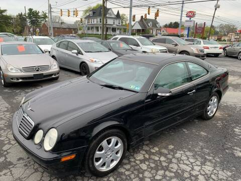 2000 Mercedes-Benz CLK for sale at Masic Motors, Inc. in Harrisburg PA