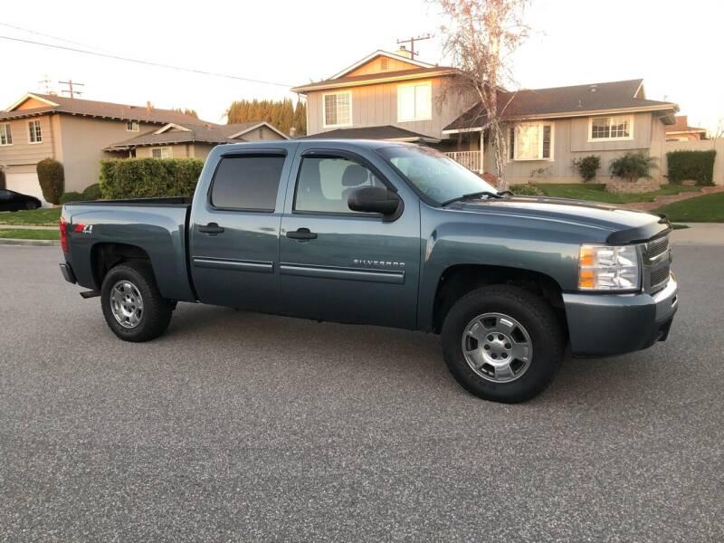 2010 Chevrolet Silverado 1500 for sale at Carmelo Auto Sales Inc in Orange CA