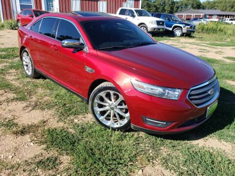 2013 Ford Taurus for sale at AJ's Autos in Parker SD