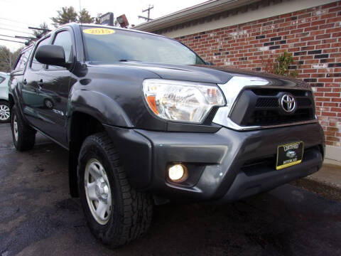 2015 Toyota Tacoma for sale at Certified Motorcars LLC in Franklin NH