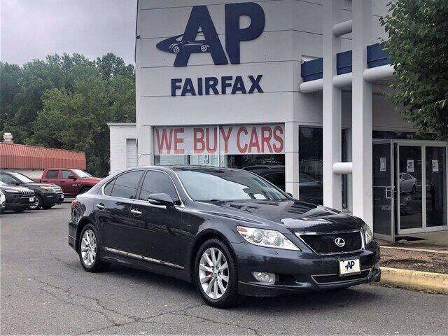 2011 Lexus LS 460 for sale at AP Fairfax in Fairfax VA