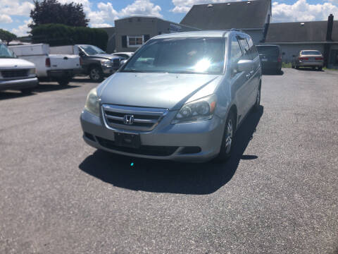 2007 Honda Odyssey for sale at 25TH STREET AUTO SALES in Easton PA
