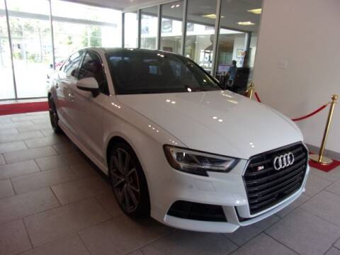 2018 Audi S3 for sale at Adams Auto Group Inc. in Charlotte NC