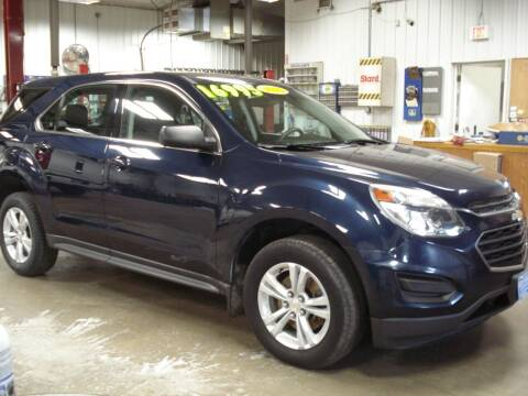 2016 Chevrolet Equinox for sale at Fox River Auto Sales in Princeton WI
