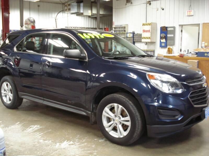 2016 Chevrolet Equinox for sale at Fox River Auto Sales in Princeton WI