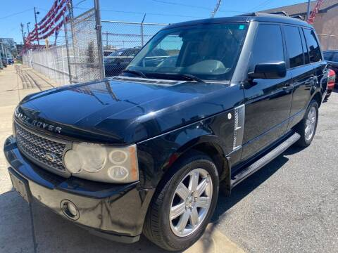2008 Land Rover Range Rover for sale at The PA Kar Store Inc in Philladelphia PA