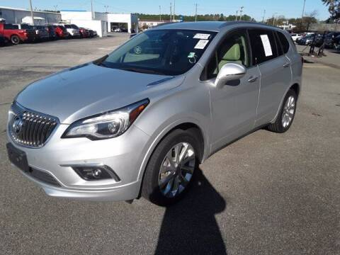 2016 Buick Envision for sale at Strosnider Chevrolet in Hopewell VA