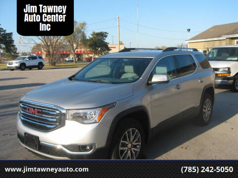 2018 GMC Acadia for sale at Jim Tawney Auto Center Inc in Ottawa KS