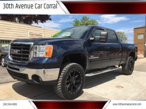 2007 GMC Sierra 2500HD for sale at 30th Avenue Car Corral in Kenosha WI
