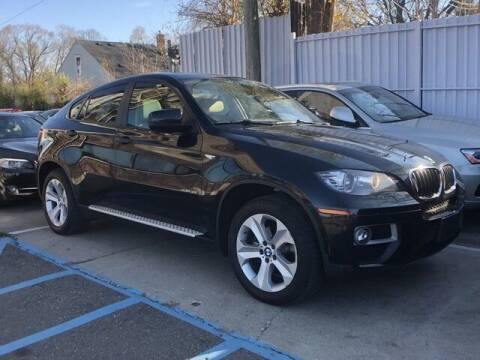 2014 BMW X6 for sale at SOUTHFIELD QUALITY CARS in Detroit MI