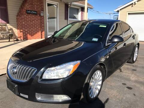2011 Buick Regal for sale at Cooks Motors in Westampton NJ