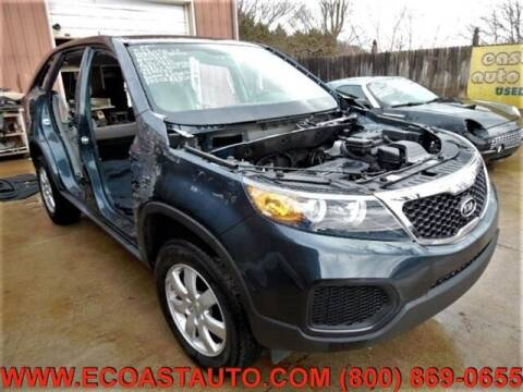 2011 Kia Sorento for sale at East Coast Auto Source Inc. in Bedford VA