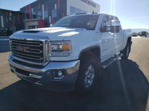 2019 GMC Sierra 3500HD for sale at Snyder Motors Inc in Bozeman MT