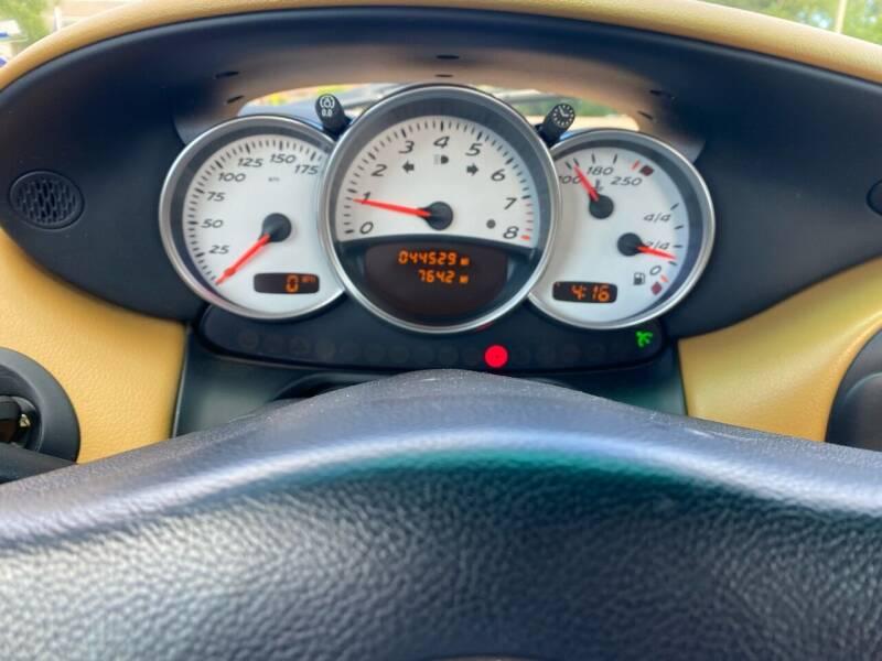 2002 Porsche Boxster for sale in Portland, ME