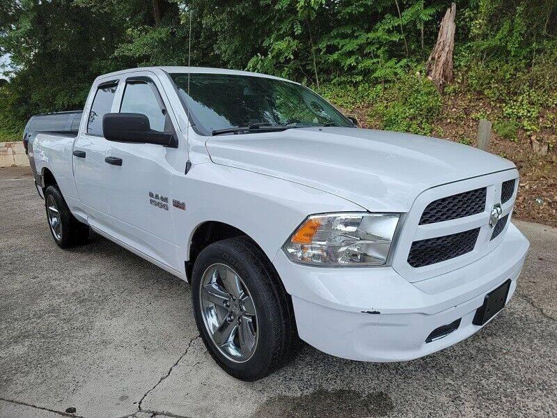 2015 RAM Ram Pickup 1500 for sale at McAdenville Motors in Gastonia NC