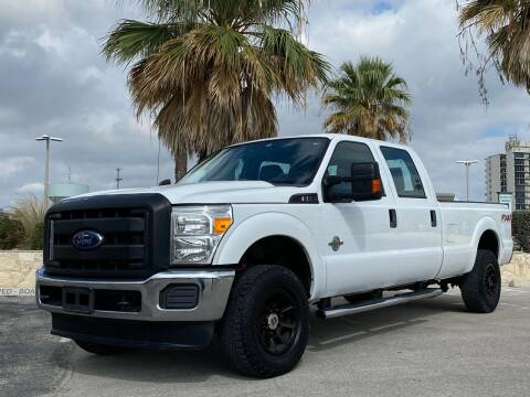 2015 Ford F-250 Super Duty for sale at Motorcars Group Management - Bud Johnson Motor Co in San Antonio TX