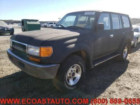 1993 Toyota Land Cruiser for sale at East Coast Auto Source Inc. in Bedford VA