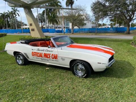 1969 Chevrolet Camaro for sale at BIG BOY DIESELS in Ft Lauderdale FL
