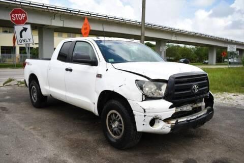 2011 Toyota Tundra for sale at ELITE MOTOR CARS OF MIAMI in Miami FL
