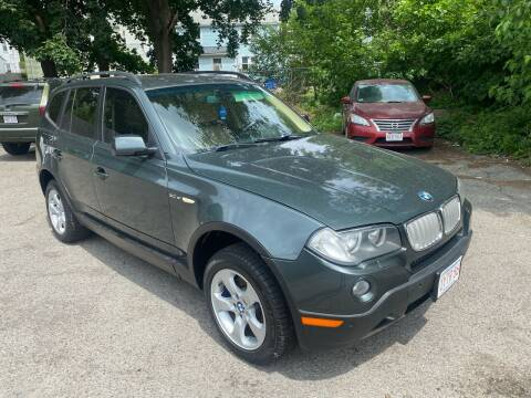 2008 BMW X3 for sale at Polonia Auto Sales and Service in Hyde Park MA