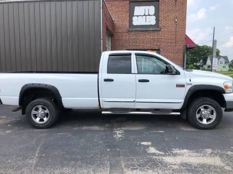 2009 Dodge Ram Pickup 2500 for sale at LeDioyt Auto in Berlin WI