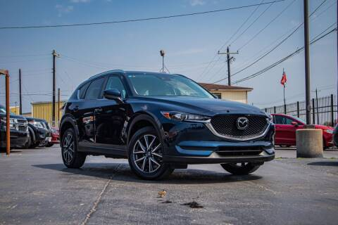 2018 Mazda CX-5 for sale at Jerrys Auto Sales in San Benito TX