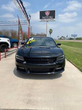 2018 Dodge Charger for sale at A & V MOTORS in Hidalgo TX