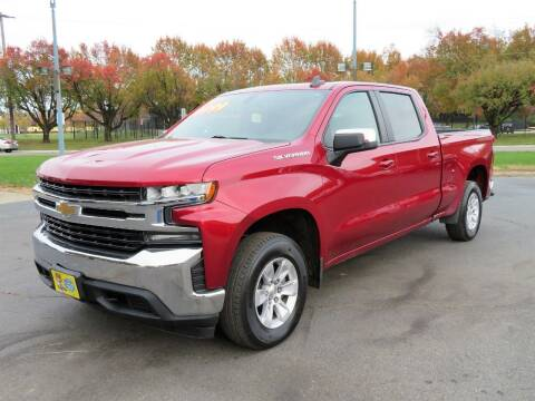 2019 Chevrolet Silverado 1500 for sale at Low Cost Cars North in Whitehall OH