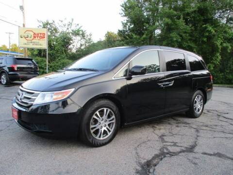 2011 Honda Odyssey for sale at AUTO STOP INC. in Pelham NH