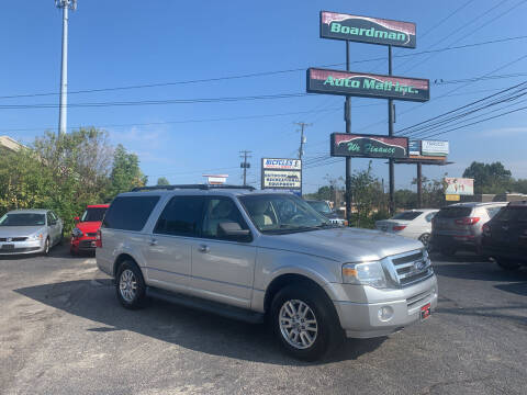 2011 Ford Expedition EL for sale at Boardman Auto Mall in Boardman OH