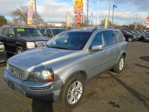 2008 Volvo XC90 for sale at RJ AUTO SALES in Detroit MI