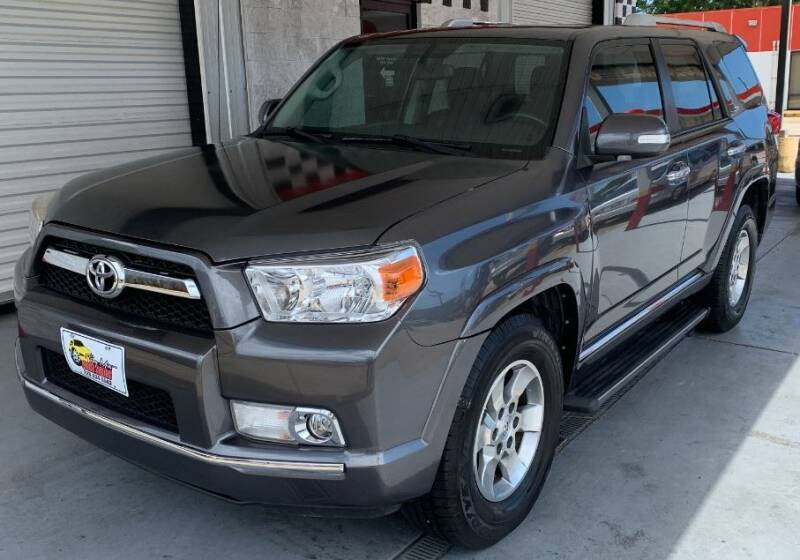 2011 Toyota 4Runner for sale at Tiny Mite Auto Sales in Ocean Springs MS