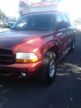 2000 Dodge Durango for sale at 2 Way Auto Sales in Spokane Valley WA