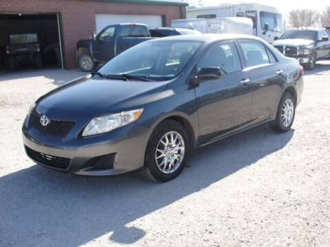 2009 Toyota Corolla for sale at Frieling Auto Sales in Manhattan KS