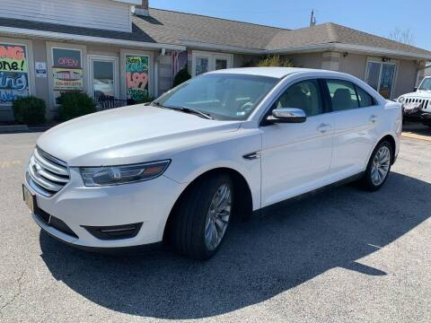 2016 Ford Taurus for sale at Revolution Motors LLC in Wentzville MO