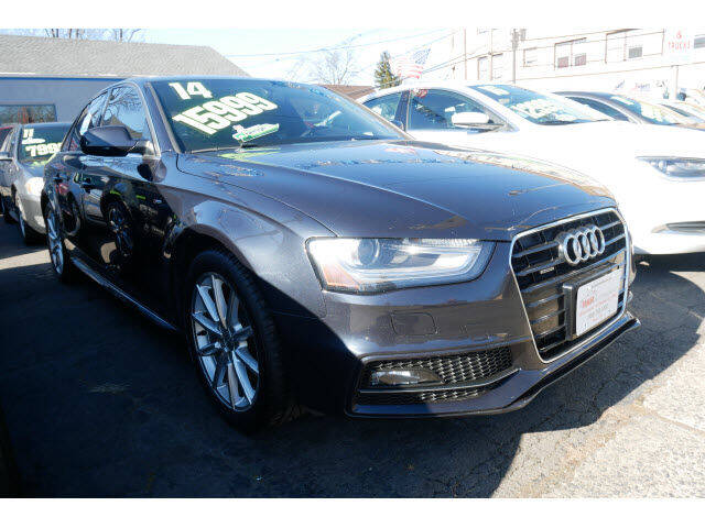 2014 Audi A4 for sale at M & R Auto Sales INC. in North Plainfield NJ