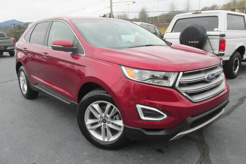 2017 Ford Edge for sale at Tilleys Auto Sales in Wilkesboro NC