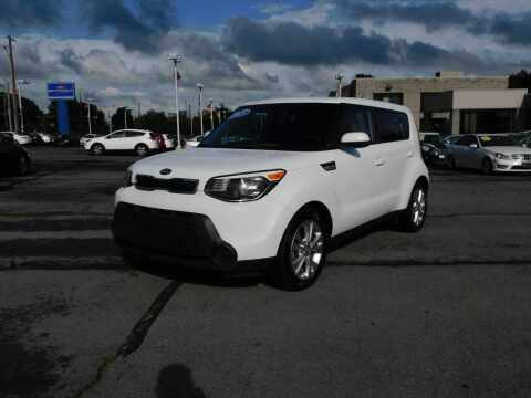 2015 Kia Soul for sale at Paniagua Auto Mall in Dalton GA
