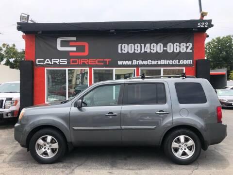 2009 Honda Pilot for sale at Cars Direct in Ontario CA