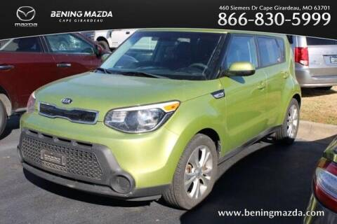 2015 Kia Soul for sale at Bening Mazda in Cape Girardeau MO