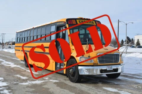 2007 Freightliner B2 Chassis for sale at Signature Truck Center in Crystal Lake IL