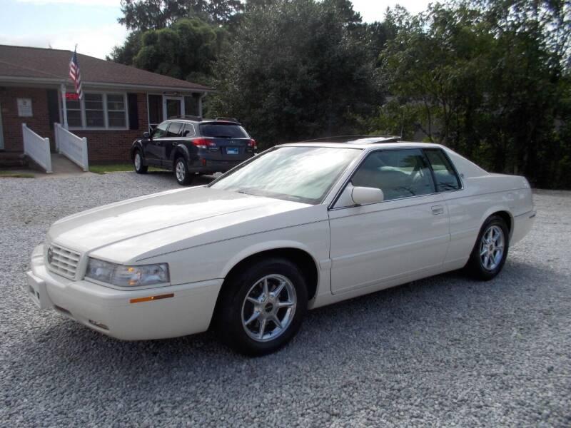 2002 Cadillac Eldorado for sale at Carolina Auto Connection & Motorsports in Spartanburg SC