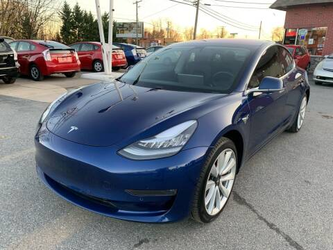 2018 Tesla Model 3 for sale at Sam's Auto in Akron PA