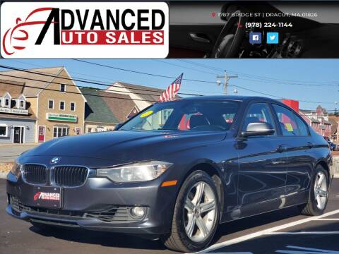 2013 BMW 3 Series for sale at Advanced Auto Sales in Dracut MA