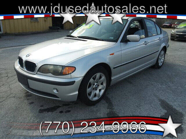 2002 BMW 3 Series for sale at J D USED AUTO SALES INC in Doraville GA