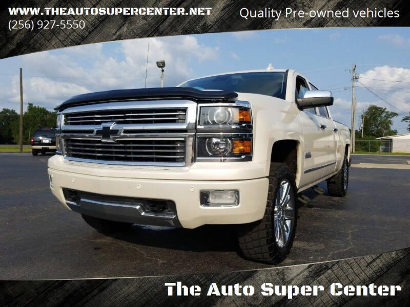2015 Chevrolet Silverado 1500 for sale at The Auto Super Center in Centre AL