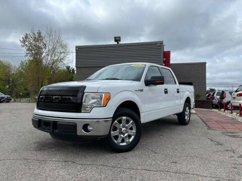 2013 Ford F-150 for sale at George's Used Cars - Telegraph in Brownstown MI
