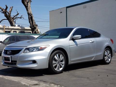 2011 Honda Accord for sale at First Shift Auto in Ontario CA