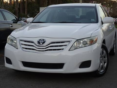 2010 Toyota Camry for sale at Deal Maker of Gainesville in Gainesville FL