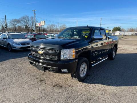2011 Chevrolet Silverado 1500 for sale at Dean's Auto Sales in Flint MI